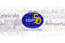 ISPO 50th Anniversary - Let's Celebrate