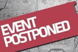 ISPO UK ASM 2020 - NOTICE OF POSTPONEMENT
